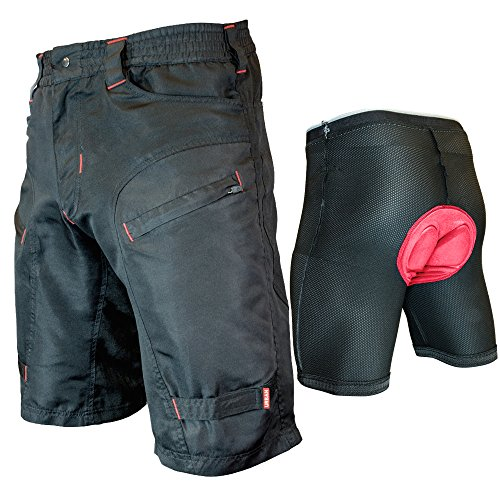 Mountain Bike Cargo MTB Shorts With Secure Pockets e6a84f7ac