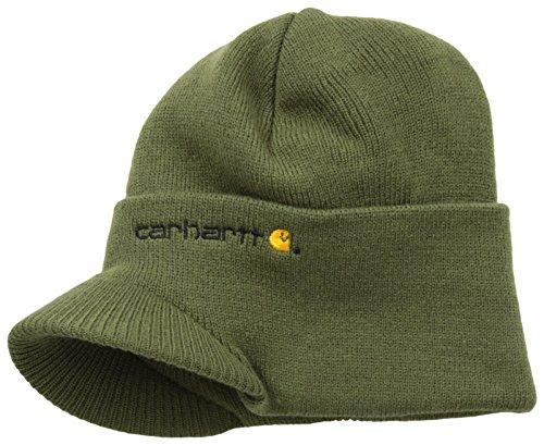 a41a7e4d7bfc7 Carhartt Men s Knit Hat With Visor